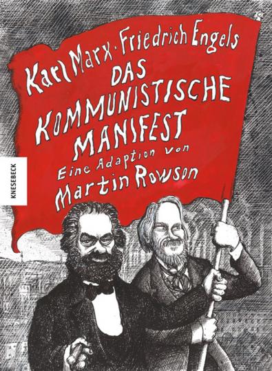Das kommunistische Manifest. Graphic Novel.
