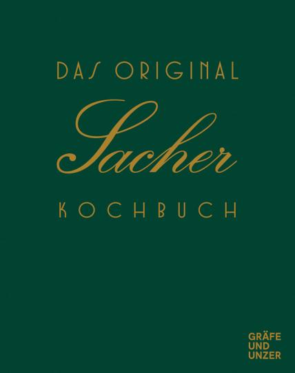Das Original Sacher Kochbuch.