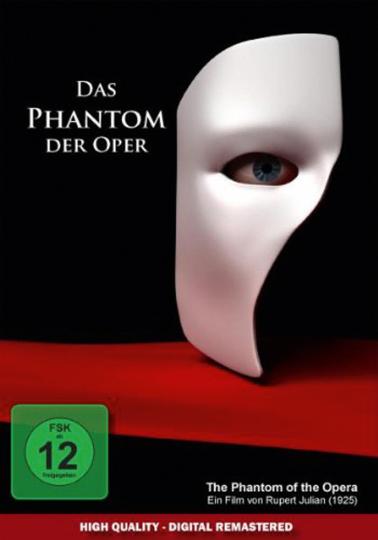 Das Phantom Der Oper. DVD.