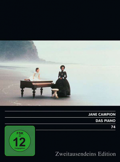 Das Piano. DVD.