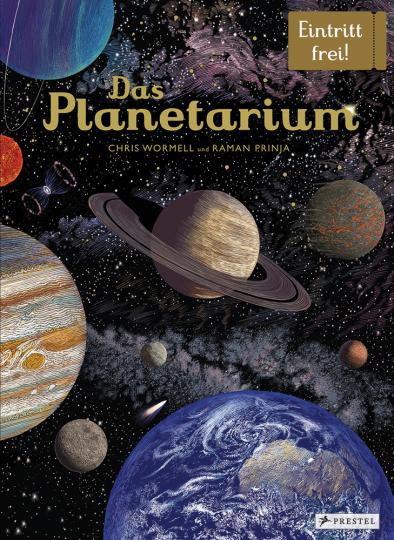 Das Planetarium. Eintritt frei!