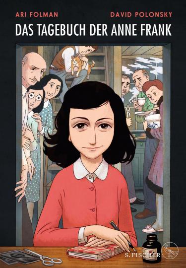 Das Tagebuch der Anne Frank. Graphic Diary.