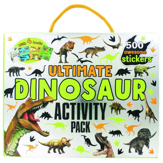 Das ultimative Dinosaurier Action-Set.