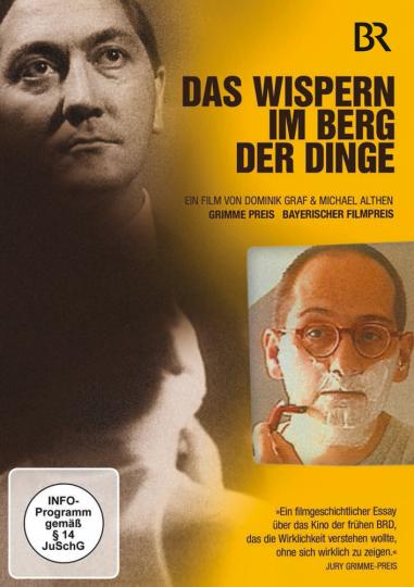Das Wispern im Berg der Dinge. DVD.
