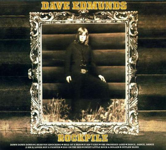 Dave Edmunds. Rockpile. CD.