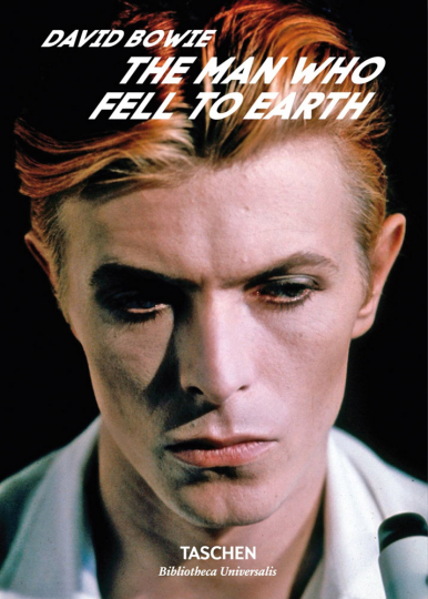 David Bowie. The Man Who Fell to Earth.