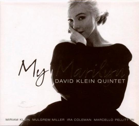 David Klein. My Marilyn. CD.
