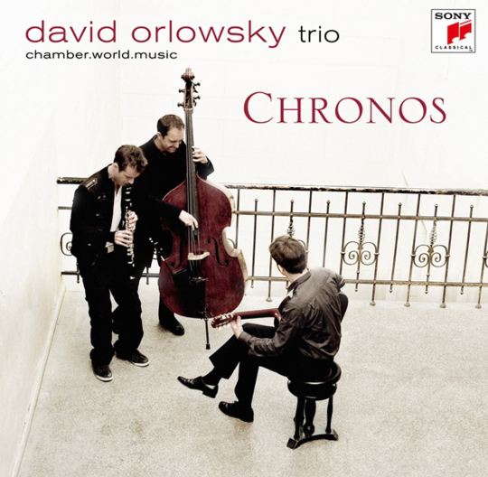 David Orlowsky Trio. Chronos. CD.
