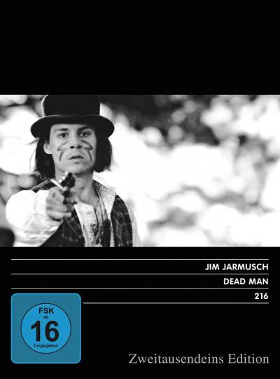 Dead Man. DVD.