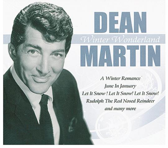 Dean Martin. Winter Wonderland. CD.