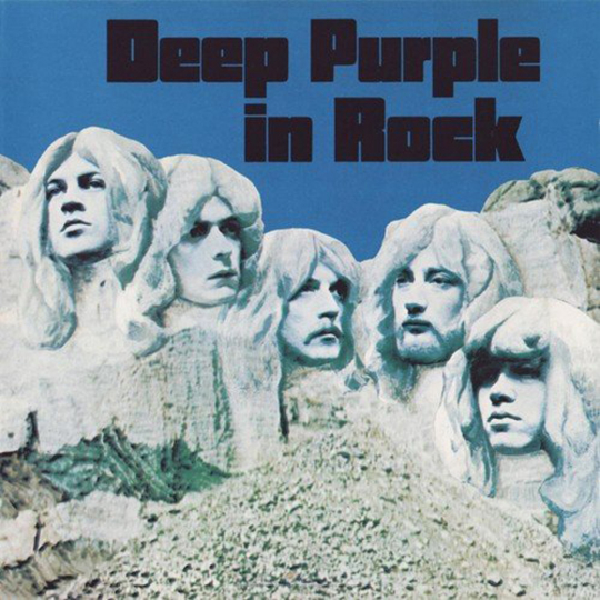 Deep Purple. In Rock (Anniversary Edition). CD.