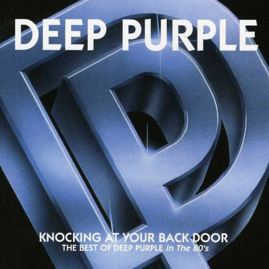 Deep Purple. Knocking at your back door. The Best Of. CD.