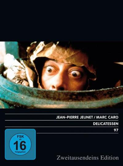 Delicatessen. DVD.