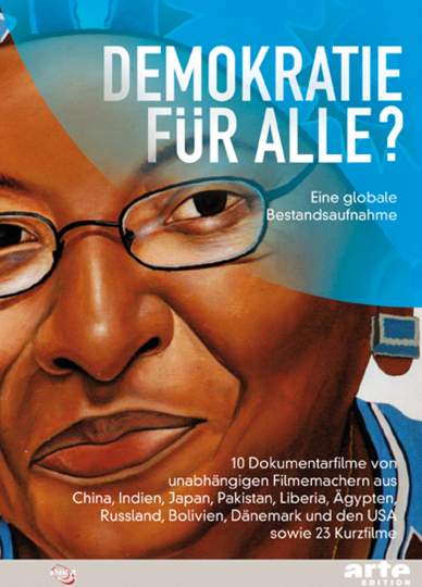 Demokratie für alle? 10 Filme und 12 Kurzfilme. 5 DVDs.