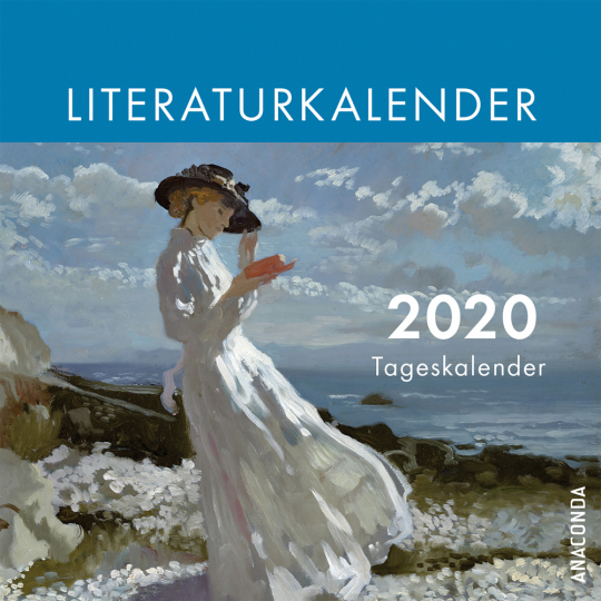 Der Anaconda Literatur-Kalender 2020. Tageskalender.