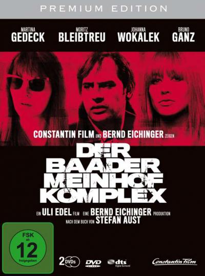 Der Baader Meinhof Komplex (Special Edition). 2 DVDs.