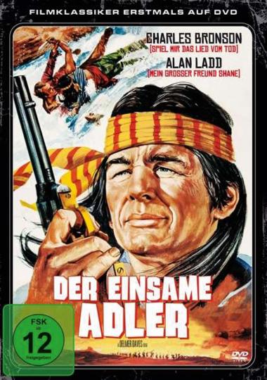 Der einsame Adler. DVD.