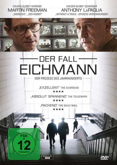 Der Fall Eichmann. DVD.