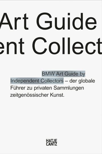 Der fünfte BMW Art Guide by Independent Collectors.
