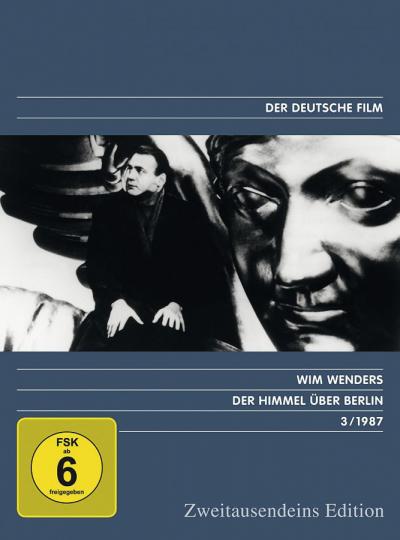 Der Himmel über Berlin. DVD.
