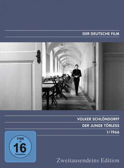 Der junge Törless. DVD.