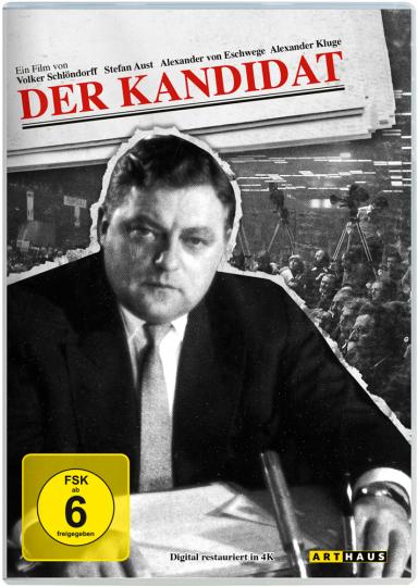 Der Kandidat (1980). DVD.