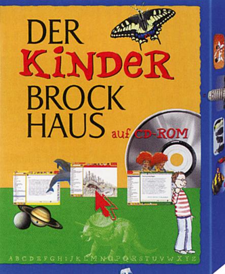 Der Kinder Brockhaus (CD-ROM)