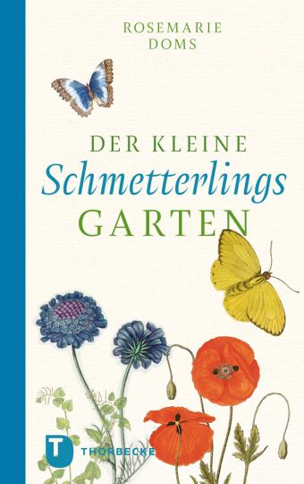 Der kleine Schmetterlingsgarten.