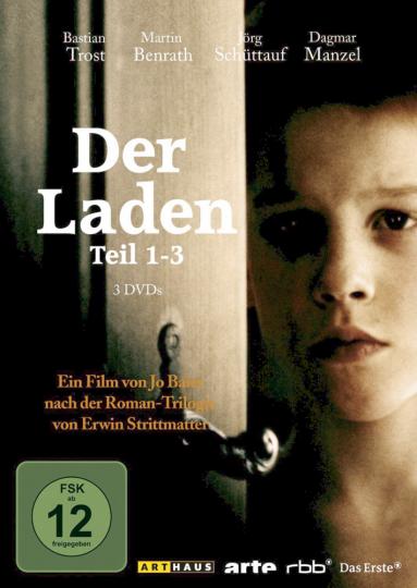 Der Laden. 3 DVD Media Book.