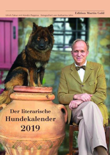 Der literarische Hundekalender 2019.