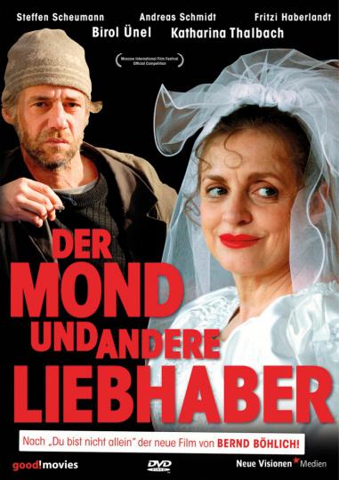 Der Mond und andere Liebhaber. DVD.