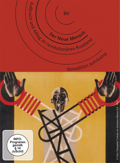 Der neue Mensch. Aufbruch und Alltag im revolutionären Russland. 2 DVDs.