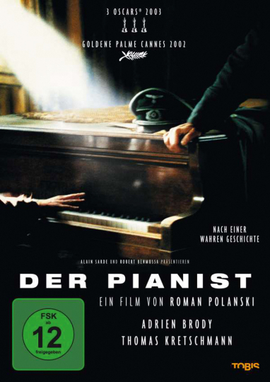 Der Pianist. DVD.