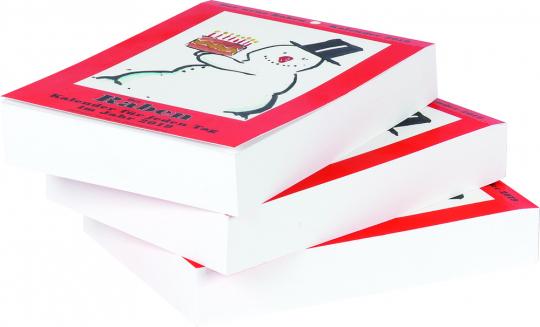 Der Rabenkalender für das Jahr 2019. 3er-Paket.