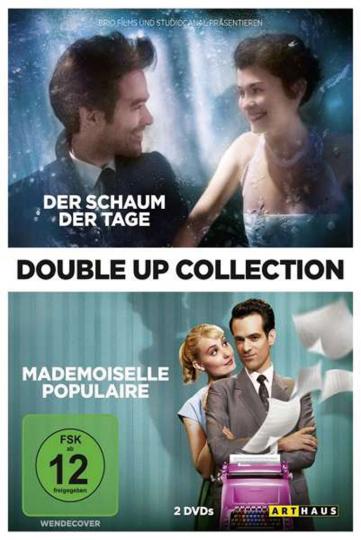 Der Schaum der Tage / Mademoiselle Populaire. 2 DVDs.