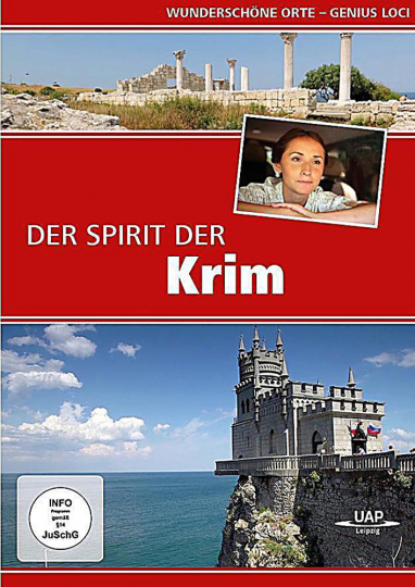 Der Spirit der Krim DVD