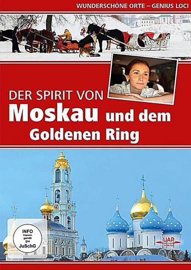 Der Spirit von Moskau DVD