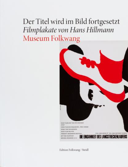 Der Titel wird im Bild fortgesetzt. Filmplakate von Hans Hillmann.