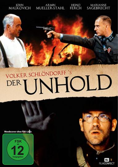 Der Unhold. DVD.