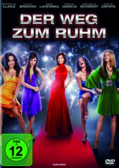 Der Weg zum Ruhm. DVD.