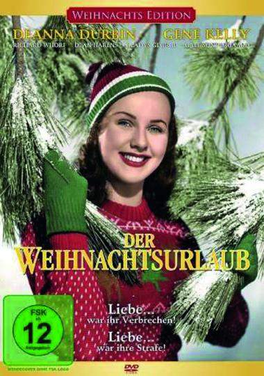 Der Weihnachtsurlaub. DVD.
