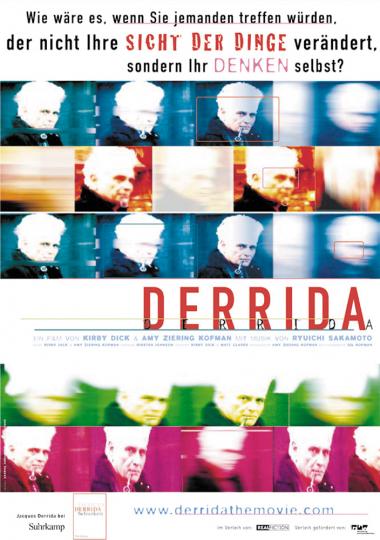 Derrida. DVD.