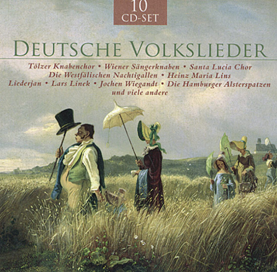 Deutsche Volkslieder.