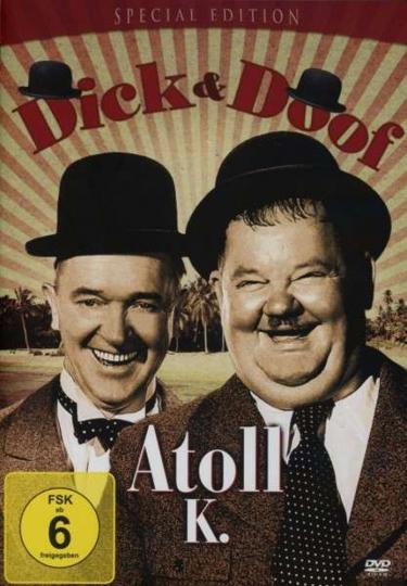Dick und Doof (Laurel & Hardy). Atoll K. DVD.