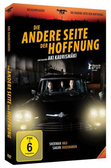 Die andere Seite der Hoffnung. DVD.