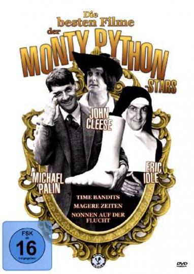 Die besten Filme der Monty-Python-Stars. 3 DVDs.