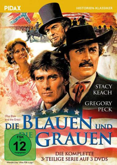 Die Blauen und die Grauen. 3 DVDs.