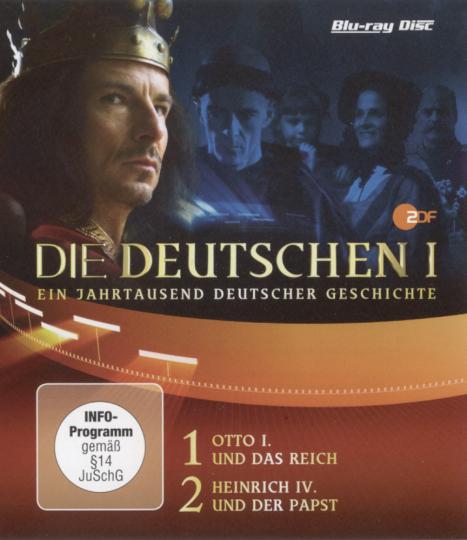 Die Deutschen. Staffel 1, Episode 1 & 2. Blu-ray.