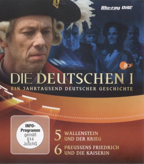 Die Deutschen. Staffel 1, Episode 5 & 6. Blu-ray.