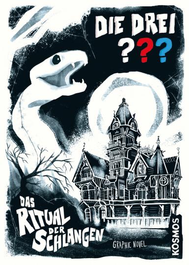 Die drei ??? Das Ritual der Schlangen. Graphic Novel.